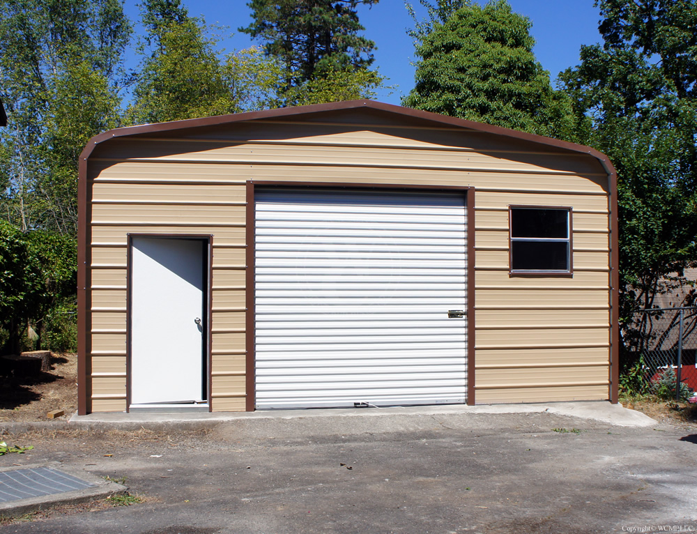 C And Garage on